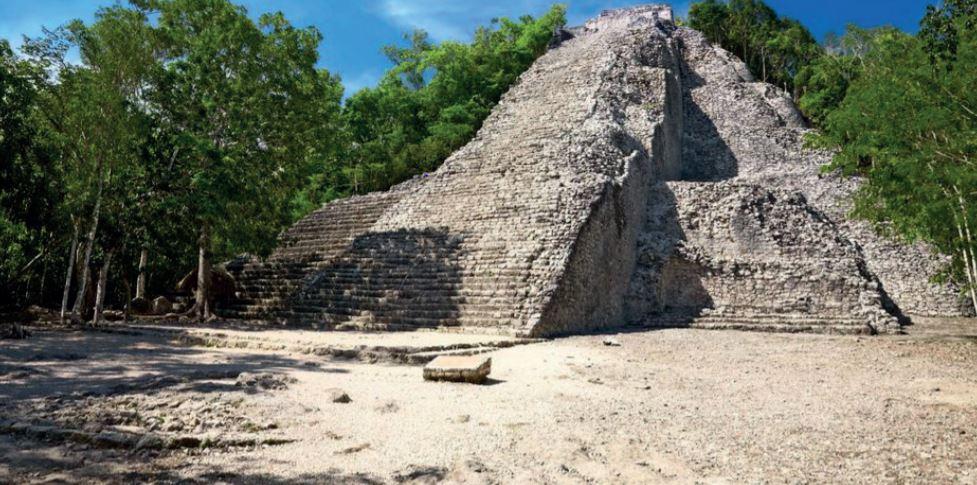 Coba encuentro maya excursion b2b viajes