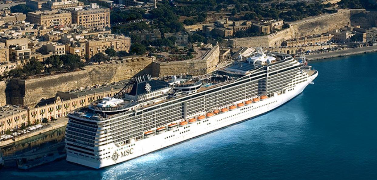 crucero MSC en Malta B2Bviajes Vacaciones Singles