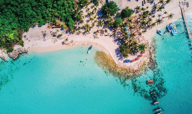 Excursiones opcionales en Punta Cana Isla Saona b2bviajes