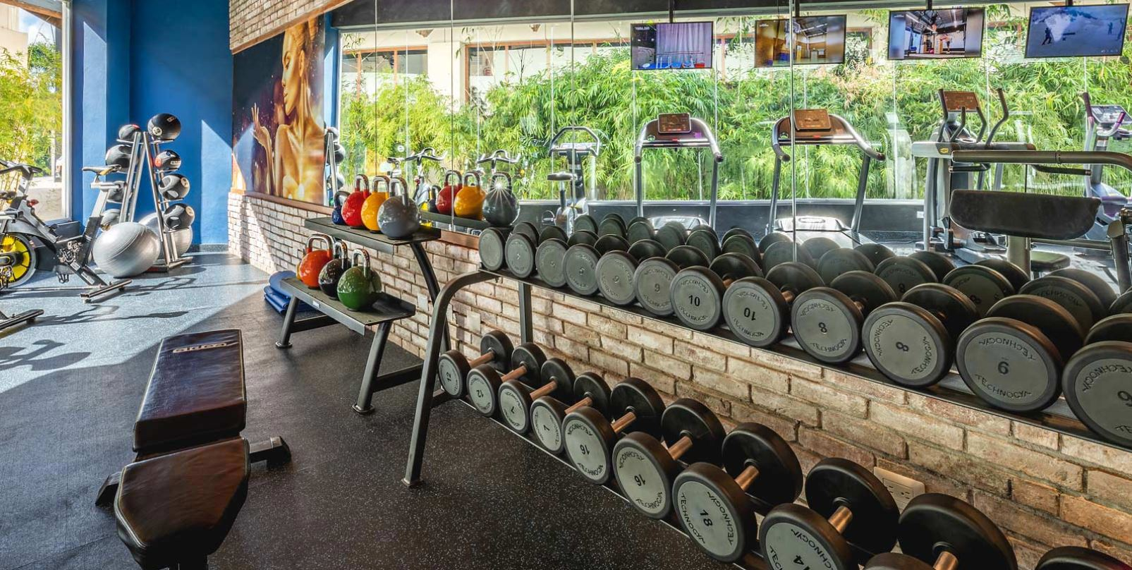 Hotel Belive Collection Punta Cana Gimnasio