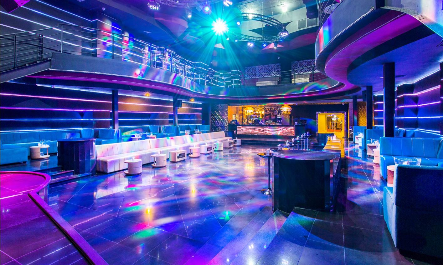 Discoteca del Hotle Be Live Collection Punta Cana