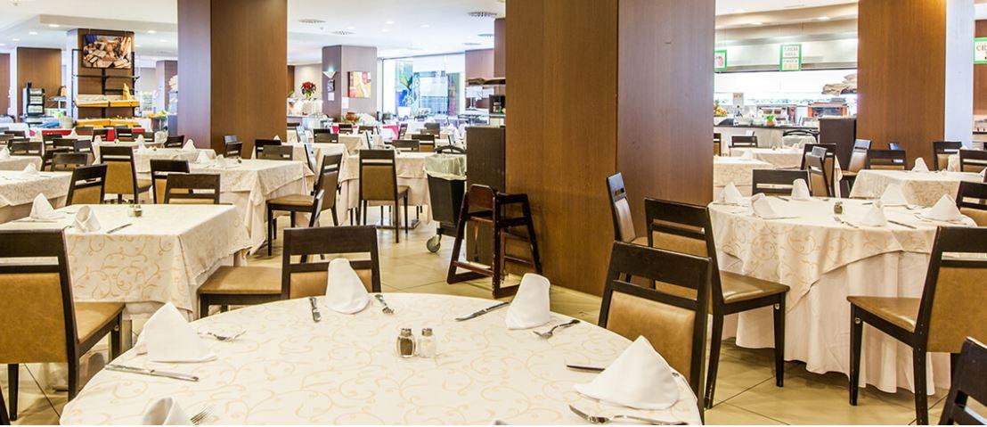 Restaurante del Hotel Cervantes Torremolinos Blue Sea