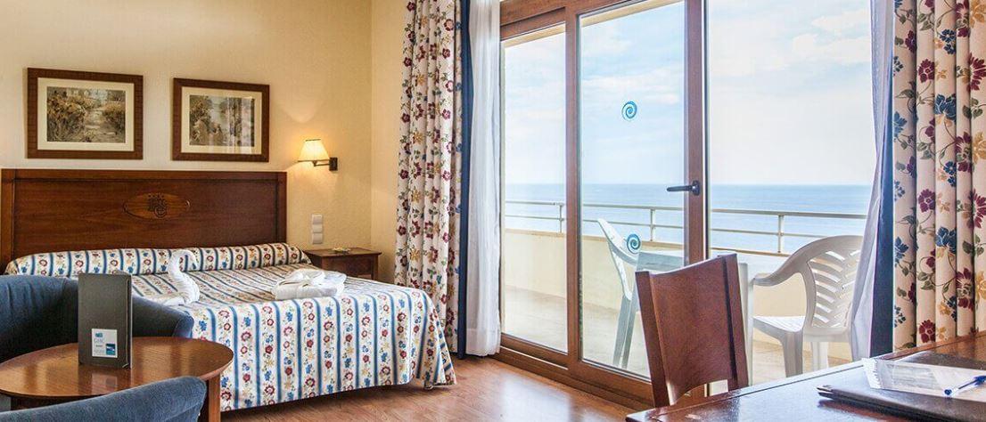 Oferta habitacion Doble Hotel Cervantes Torremolinos Todo Incluido