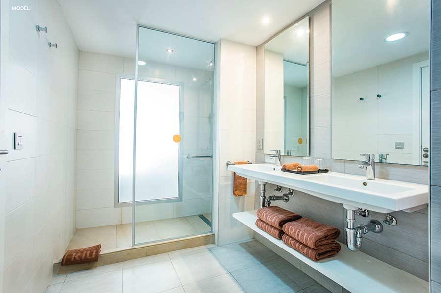 Habitación Doble compartida baño B2B Viajes Hotel Riu Dunamar