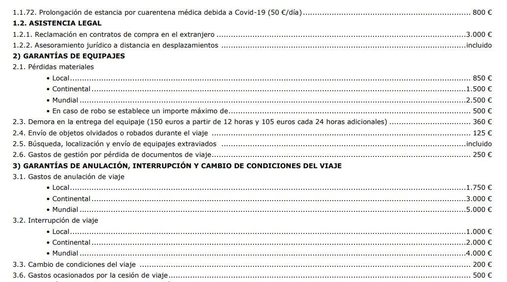 Seguro Opcional Multiasistencia Plus de Intermundial